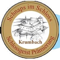 Schnaps im Schloss Krumbach